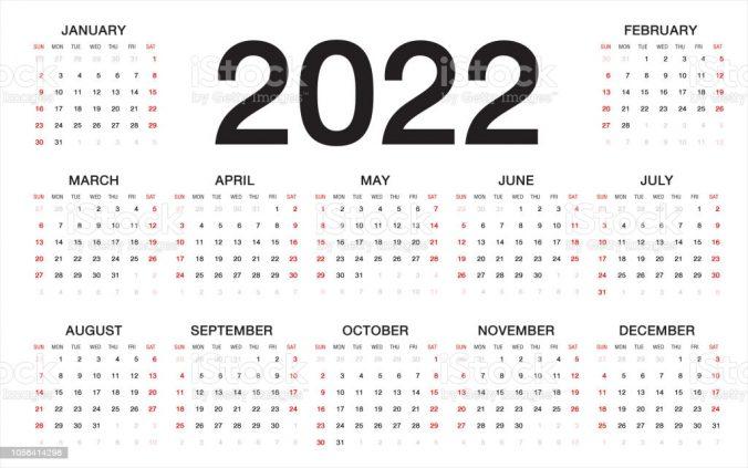 Wanneer kalender